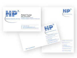 Business Card Stationery Design Poundbury Dorset