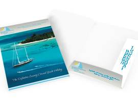 presentation folder design bournemouth in dorset