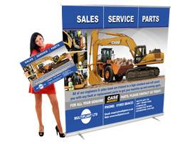 roller banner stands design oxfordshire